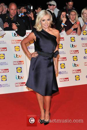 Katherine Jenkins - Pride of Britain Awards held at the Grosvenor House - Arrivals. - London, United Kingdom - Monday...
