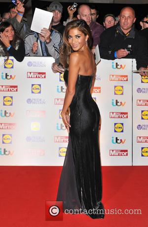 Nicole Scherzinger - Pride of Britain Awards held at the Grosvenor House - Arrivals. - London, United Kingdom - Monday...