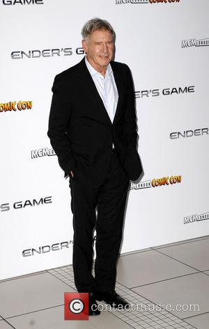Harrison Ford - Enders Game Photocall at Odeon West End Leicester Square London - London, United Kingdom - Monday 7th...