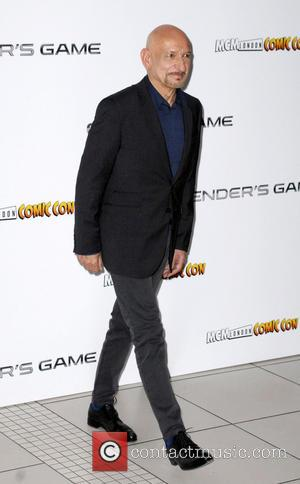 Sir Ben Kingsley - Enders Game Photocall at Odeon West End Leicester Square London - London, United Kingdom - Monday...