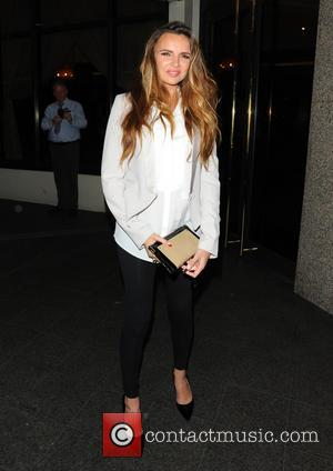 Nadine Coyle - Nadine Coyle leaving Nordoff Robbins Boxing Dinner in Lancaster Hotel - London, United Kingdom - Monday 7th...
