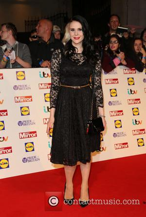Kate Nash - The Pride of Britain Awards 2013 - Arrivals - London, United Kingdom - Monday 7th October 2013