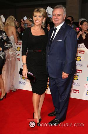Ruth Langsford and Eamonn Holmes - The Pride of Britain Awards 2013 - Arrivals - London, United Kingdom - Monday...