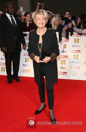 Gloria Hunniford - The Pride of Britain Awards 2013 - Arrivals - London, United Kingdom - Monday 7th October 2013