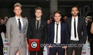 Ryan Fletcher, Joel Peat, Adam Pitts, Andy Brown and Lawson