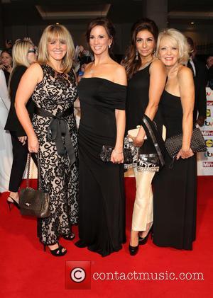 Loose Women, Sally Lindsay, Andrea Mclean, Shobna Gulati and Sherrie Hewson