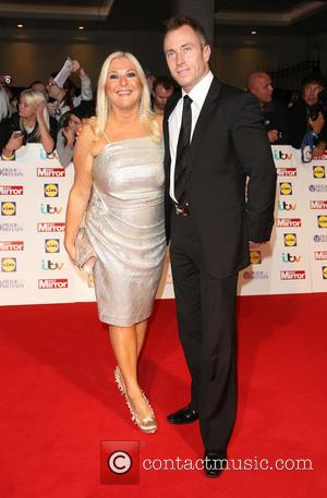 Vanessa Feltz and James Jordan