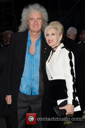 Grosvenor House, Brian May, Anita Dobson