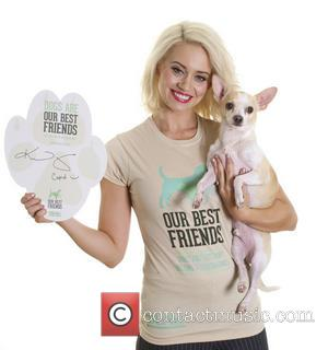 Kimberly Wyatt and Cupid