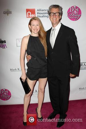 Mireille Enos and Alan Ruck - 11th Annual Best In Drag Show Held at the Orpheum Theatre - Los Angeles,...