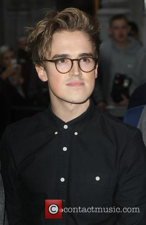 Tom Fletcher - Pride of Britain Awards held at the Grosvenor House - Outside Arrivals - London, United Kingdom -...