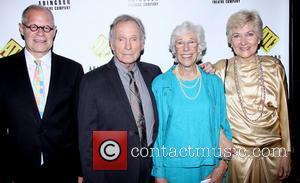 Brian Richard Mori, Dick Cavett, Frances Sternhagen and Jan Buttram