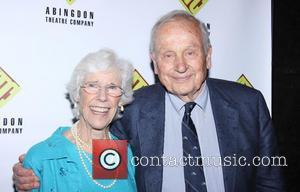 Frances Sternhagen and AR Gurney