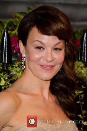 Helen McCrory - The BFI Luminous gala dinner & auction held at 8 Northumberland Avenue - Arrivals - London, United...