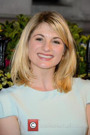 Jodie Whittaker - The BFI Luminous gala dinner & auction held at 8 Northumberland Avenue - Arrivals - London, United...