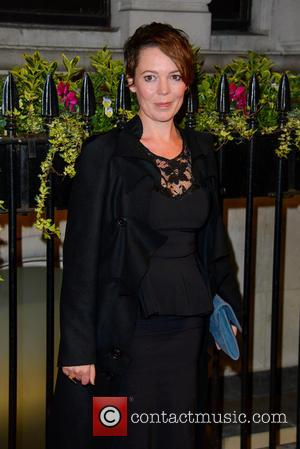 Olivia Colman - The BFI Luminous gala dinner & auction held at 8 Northumberland Avenue - Arrivals - London, United...
