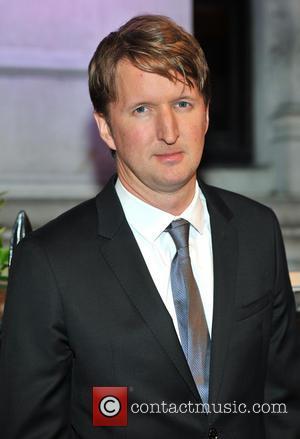 Tom Hooper - The BFI Luminous gala dinner & auction held at 8 Northumberland Avenue - Arrivals - London, United...