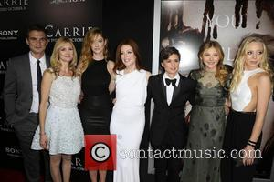 Alex Russell, Cynthia Preston, Judy Greer, Julianne Moore, Kimberly Peirce, Chloe Grace Moretz and Portia Doubleday