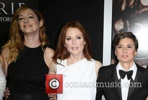Judy Greer, Julianne Moore and Kimberly Peirce