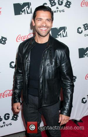 Mark Consuelos - CBGB Music and Film Festival Opening Night Presents the New York Premiere of