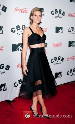 Stana Katic - CBGB Music and Film Festival Opening Night Presents the New York Premiere of
