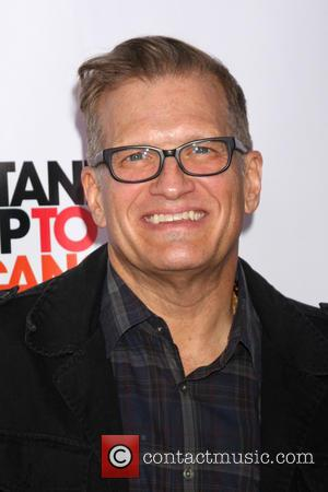 Drew Carey - CBS After Dark - A Evening of Laughter benefiting stand up to cancer at The Comedy Store...