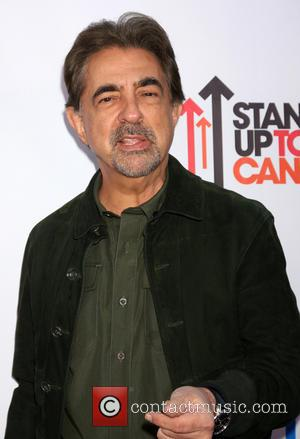 Joe Mantegna - CBS After Dark - A Evening of Laughter benefiting stand up to cancer at The Comedy Store...