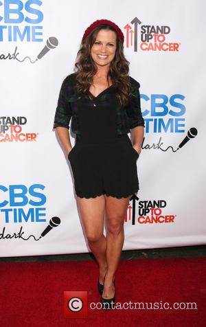 Melissa Claire Egan - CBS After Dark - A Evening of Laughter benefiting stand up to cancer at The Comedy...