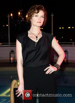 Rebecca Wisocky - The Black Diamond Affair_Inside Held at Sunset Tower Hotel - West Hollywood, California, United States - Wednesday...