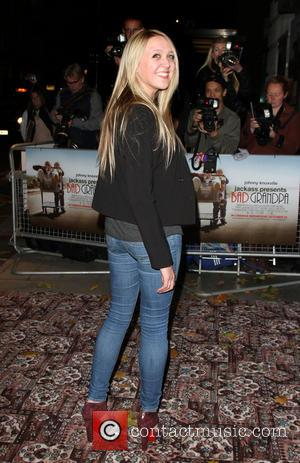 Emily Head - Gala screening of 'Jackass Presents: Bad Grandpa' at Odeon Covent Garden - London, United Kingdom - Wednesday...