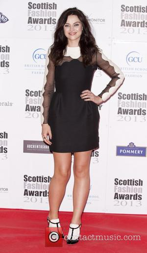 Amy Macdonald - 8th Annual Scottish Fashion Awards 2013 at Dover House - Inside Arrivals - London, United Kingdom -...