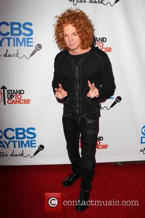 Carrot Top - CBS After Dark A Evening Of Laughter Benefiting Stand Up To Cancer Held at The Comedy Store...