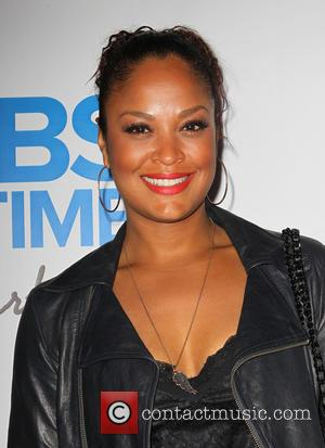 Laila Ali - CBS After Dark A Evening Of Laughter Benefiting Stand Up To Cancer Held at The Comedy Store...
