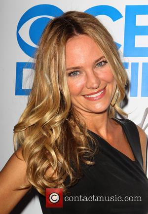 Sharon Case - CBS After Dark A Evening Of Laughter Benefiting Stand Up To Cancer Held at The Comedy Store...