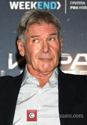 Harrison Ford - 'Enders Game' press conference