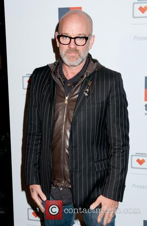 Michael Stipe - The Lunchbox Fund hosts Annual Fall Fete to launch new app,' Feedie' held at Buddakan - New...
