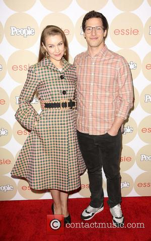 Joanna Newsom and Andy Samberg - People's 'Ones to Watch' party held at at Hinoki & The Bird - Arrivlals...