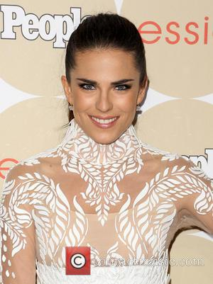 Karla Souza - People's 'Ones to Watch' party held at at Hinoki & The Bird - Arrivlals - Los Angeles,...