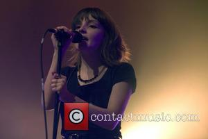 Lauren Mayberry and Chvrches - Chvrches start their UK tour with a headline date at the O2 ABC in Glasgow...
