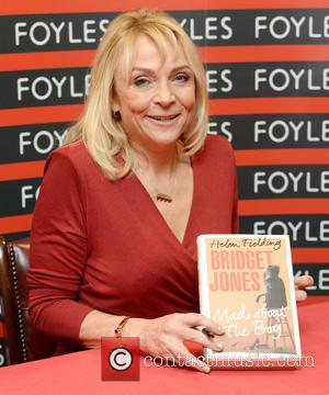 Only Fools And Bridget Jones! Helen Fielding And David Jason Books In Printing Blunder