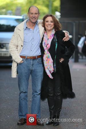 Martin Brown and Melanie Hill