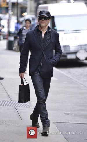Kevin Bacon - Kevin Bacon out shopping in Soho - Manhattan, NY, United States - Thursday 10th October 2013