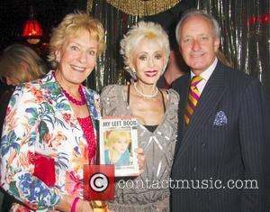 Christine Hamilton, Sally Farmiloe-neville and Neil Hamilton