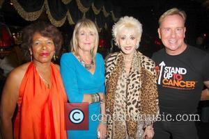 Sally Farmiloe, Joan Hooley, Carol Biss and Steven Smith