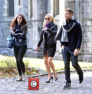 Jessica De Gouw, Victoria Smurfit and Oliver Jackson-cohen