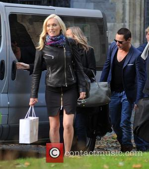 Victoria Smurfit and Jonathan Rhys Meyers