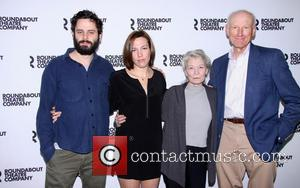 Luke Kirby, Rebecca Henderson, Phyllis Somerville and James Rebhorn