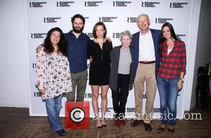 Luke Kirby, Sheryl Kaller, Rebecca Henderson, Phyllis Somerville, James Rebhorn and Meghan Kennedy