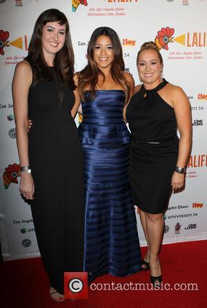 Gomez, Courtney Andrialis and Gina Rodriguez