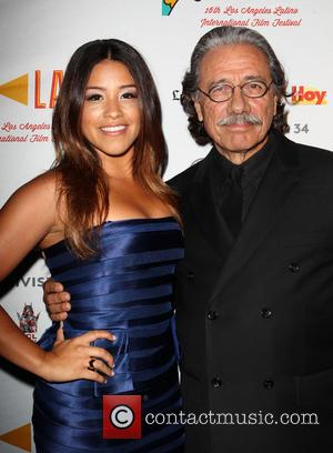 Walter Perez and Edward James Olmos